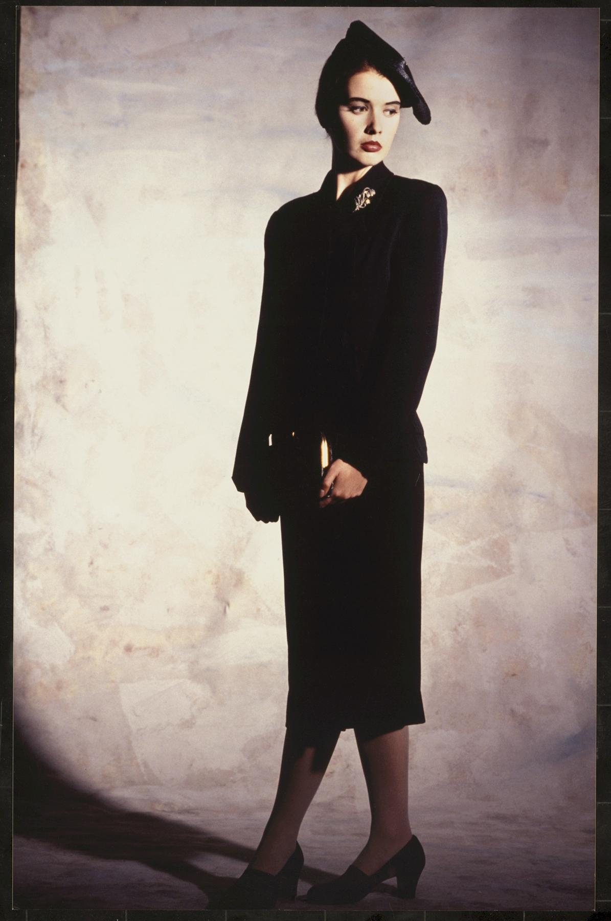 vintage fashion photography